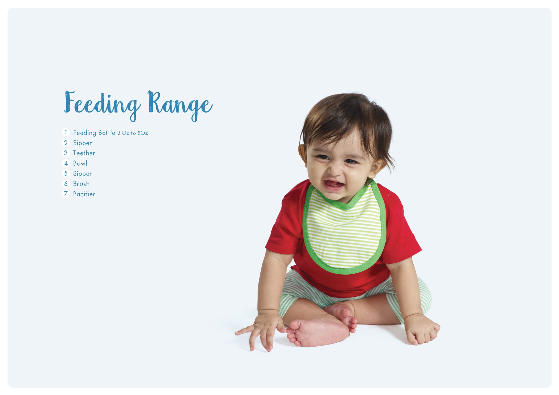 FBB Infant's range catalogue