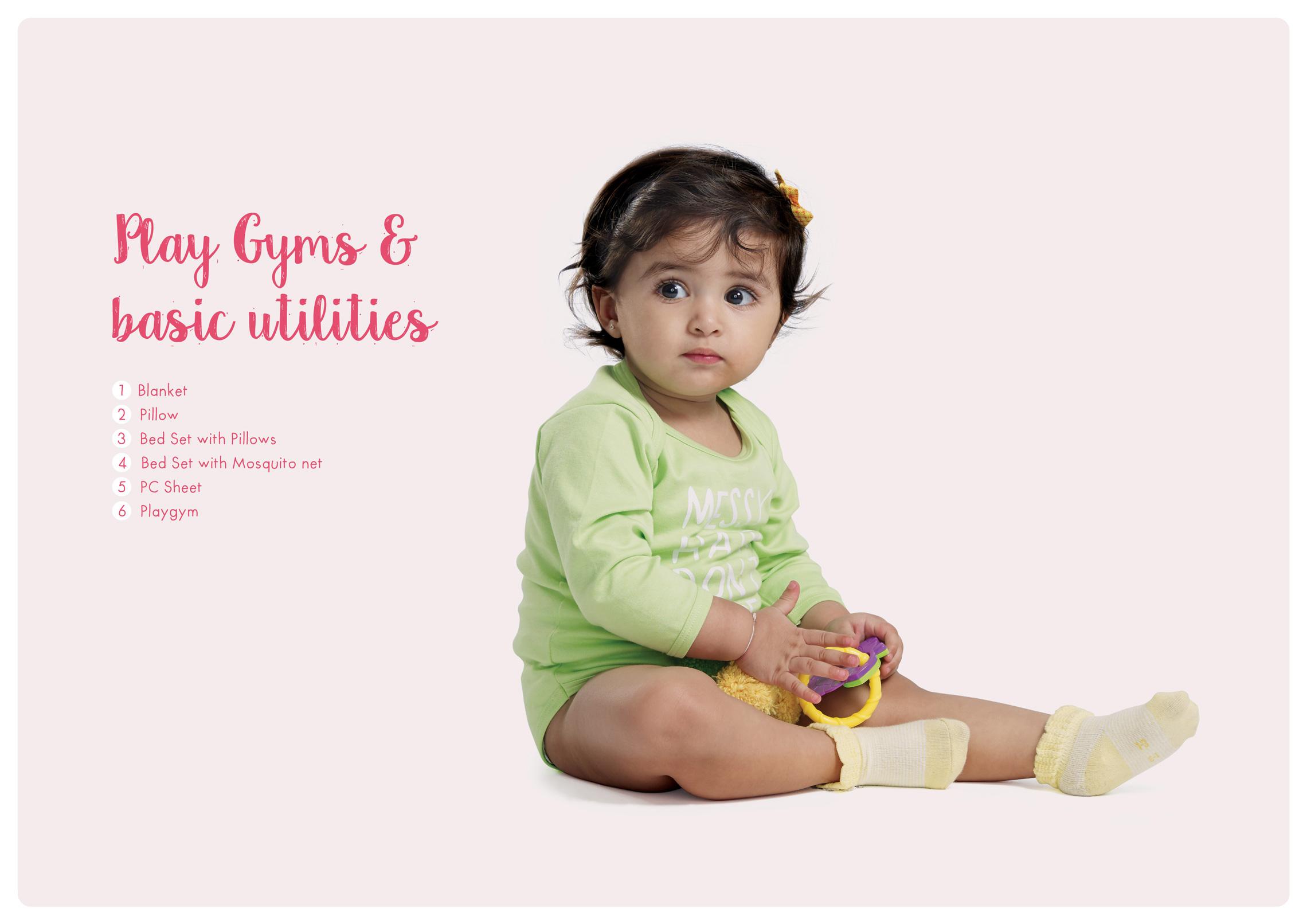 FBB Infant's range catalogue
