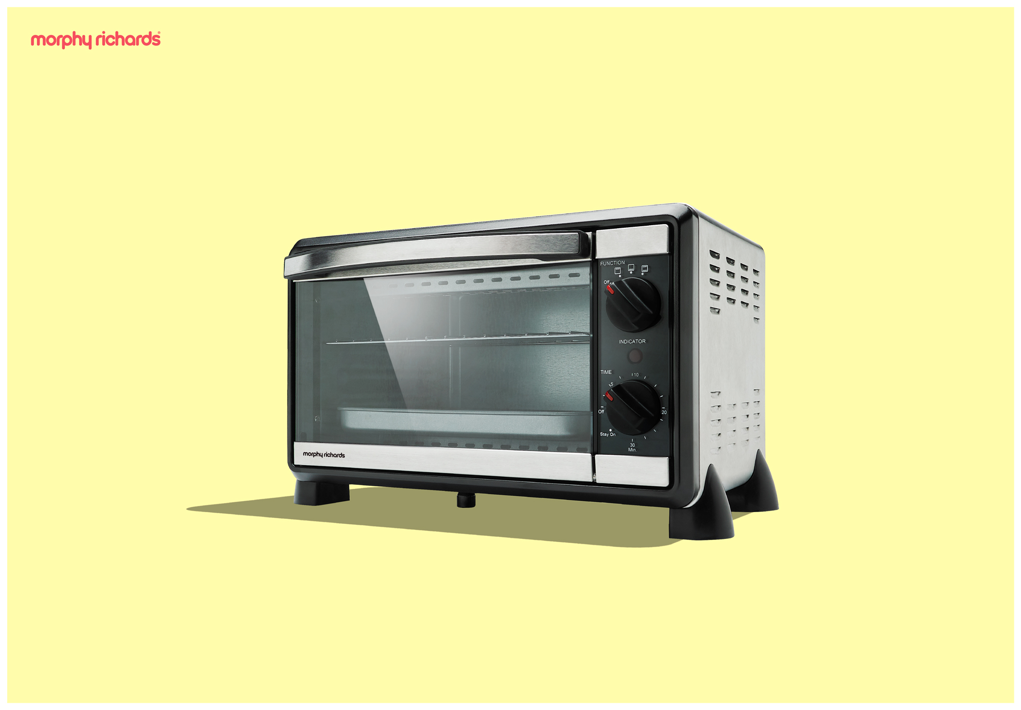 morphy richards, OTG, product, product photography