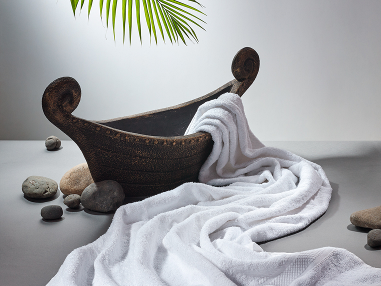 Raymond Home | Bath Towels